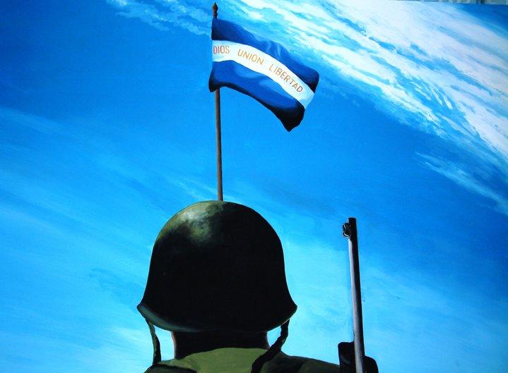 A  Rea   Comunidad Sobre La Aviaci  N Militar Y Civil De El Salvador