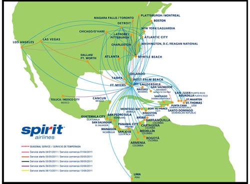 Hoy Inicia Operaciones Aerol 237 Nea Spirit En El Salvador